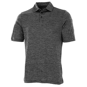 Men's Space Dye Polo